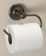 There should never be any other kind of tp holder.  Kids and husbands can do it!
