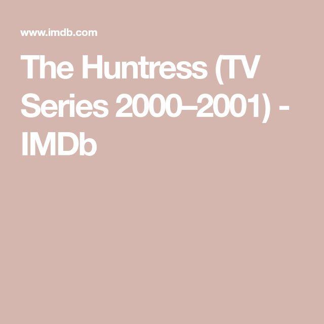 The Huntress (TV Series 2000–2001) - IMDb