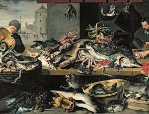 Mercato del pesce Snyders