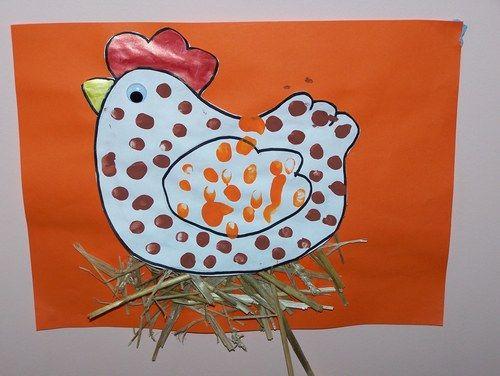 Arts plastiques maternelle ... le cirque et le petit chaperon rouge