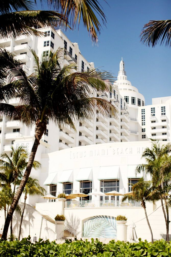 Loews Miami Beach~ our new favorite South Beach hotel. This place is amazing... **sigh**