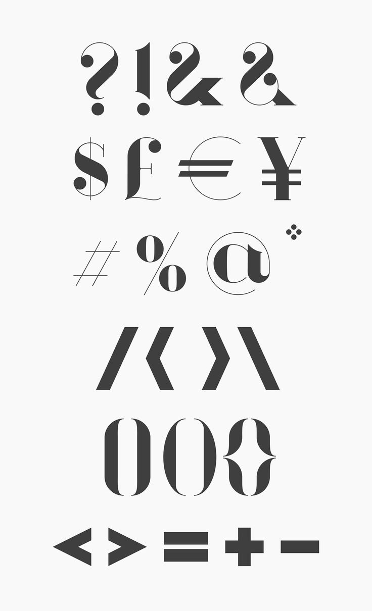 Argö is a fashion conscious serif typeface | Font