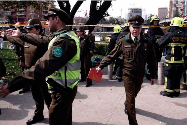 Una nueva explosión en Chile, esta vez en un supermercado en Viña del Mar, deja otro herido en Chile http://www.ambitosur.com.ar/una-nueva-explosion-en-chile-esta-vez-en-un-supermercado-en-vina-del-mar-deja-otro-herido-en-chile/ Una trabajadora resultó lesionada al detonar anoche una bomba de fabricación casera en un supermercado deesa ciudad, un día después de que un atentado explosivo dejara catorce heridos en Santiago, según informaron hoy fuentes policiales.     El