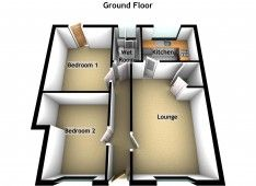 Best Free Floor Plan Software With Modern Home Ground Floor Design Of Top  3d Floor Plan