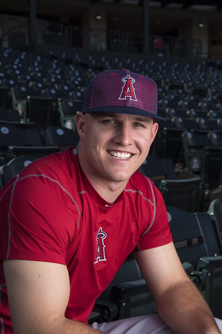 Mike Trout, LAA 2017