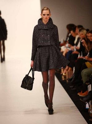 What is involved between you as a #stylist and the #designer in terms of creating the mood for the #show?