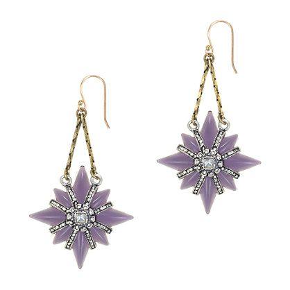 Lulu Frost for J.Crew North Star earrings - lulu frost - Women's jewelry - J.Crew