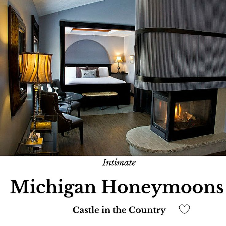 Honeymoon Places In Michigan: 17 Best Images About The Castle :: A Romantic Inn In