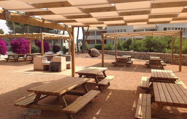 M s de 25 ideas incre bles sobre bares al aire libre en for Muebles para terraza al aire libre