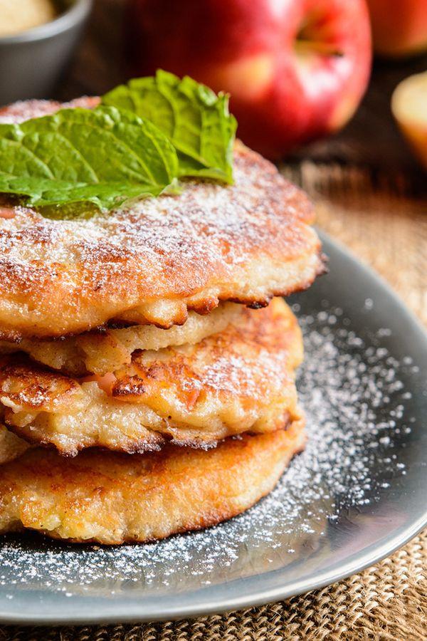 Recipe: apple quark pancakes