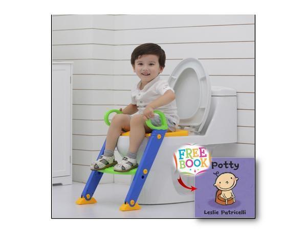 The Ultimate Original Potty Trainer (  Free Potty Board Book)