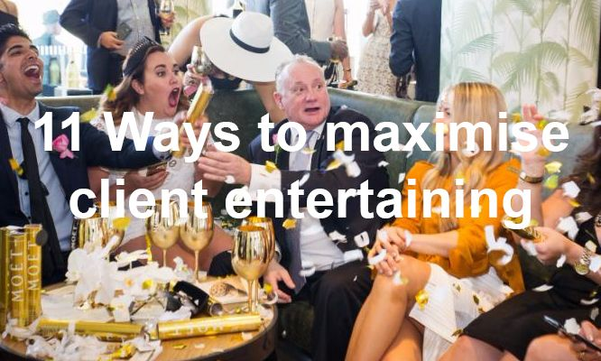 Make the most out of your client entertaining this event season with some helpful tips from Max Capacity and our friends Event Birdie. Get your events business to Max Capacity all year round www.maxcapacity.com.au  #business #events