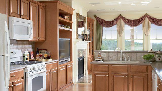 Scottsdale Maple Mocha Glaze Kitchen Timberlake