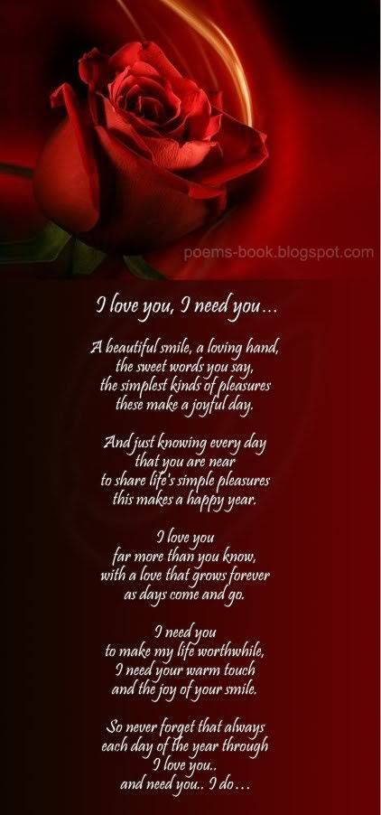I+Love+You+Because+Poetry | click on image for larger clear view next design poetry next poem