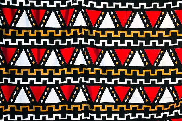 African Pattern by rediskovy, via Flickr