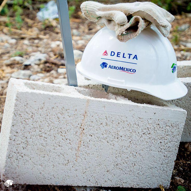 Delta y Aeroméxico construyendo un mundo mejor.