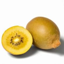gele kiwi-smoothie