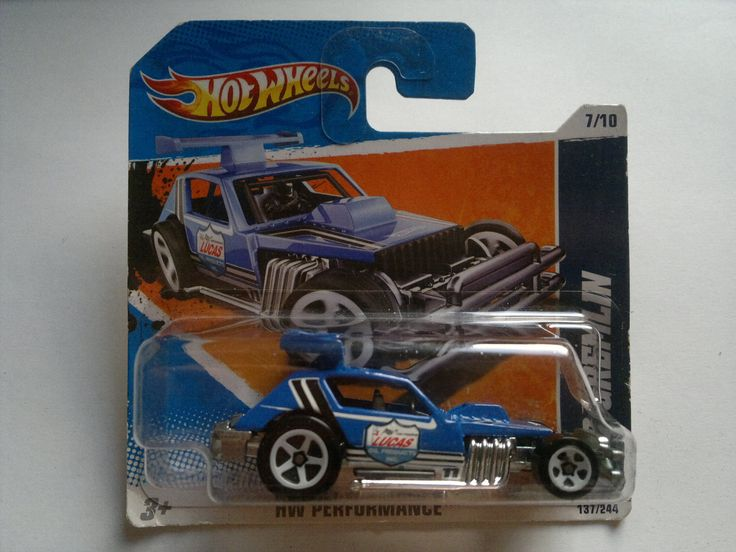 Hot Wheels Sammlung