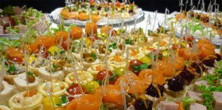 Праздничные Рецепты Закусок — мини закуски с фото
