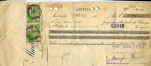 Negotiable instrument - Wikipedia, the free encyclopedia
