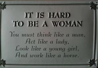 Only a woman can accomplish this without breaking a sweat!: Sayings, Life, Quotes, Woman, Truth, Funny, So True, Thought