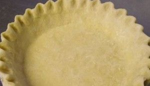 Homemade Shortbread Pie Crust Recipe
