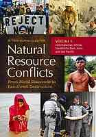 (REF) Natural Resource Conflicts : from Blood Diamonds to Rainforest Destruction (2 vol. set) by M. Troy Burnett