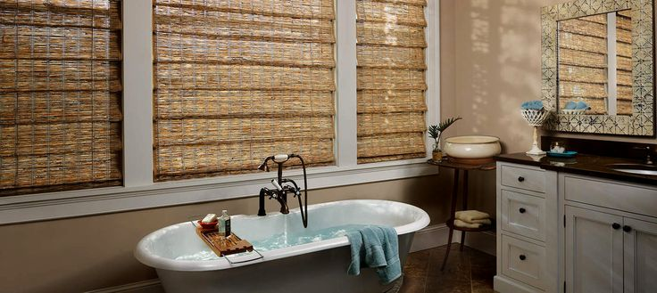 Blinds For Bathroom Window Treatments - http://behomedesign.xyz/blinds-for-bathroom-window-treatments/