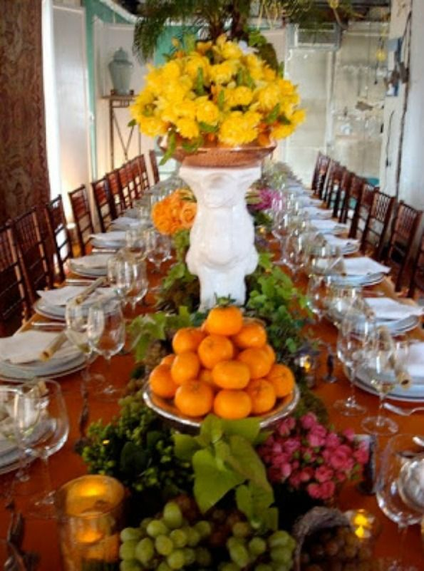 Wow! Check out this Passover Celebration. Love this!