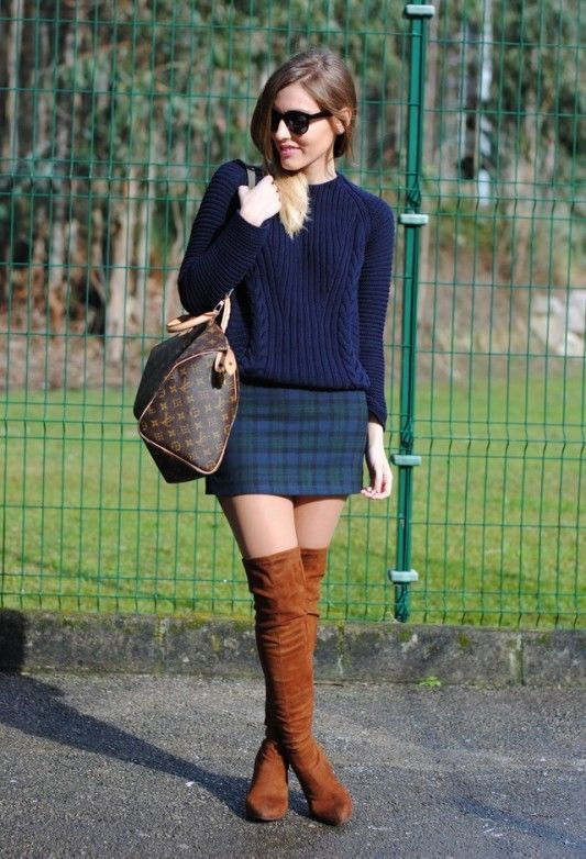 brow over the knee boots