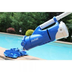 Battery Operated Swimming Pool Vacuums