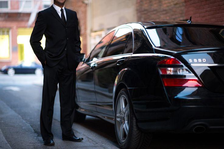 Uber black car