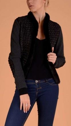Originale cardigan Luccarini in cashmere 50% #outlet