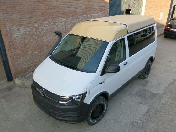 T5 By Uro Camper Car Tuningvw Vansvw T5offroadcamperoff