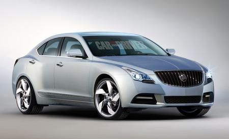 2015 Buick Grand National and GNX: Two Storied Nameplates Return - Future Cars