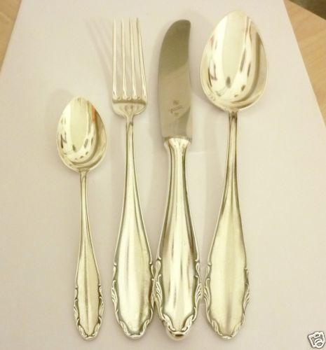 WMF 2200 Besteck 6 Personen 90 er Silber Auflage 25 Teile 90er Silberbesteck | eBay