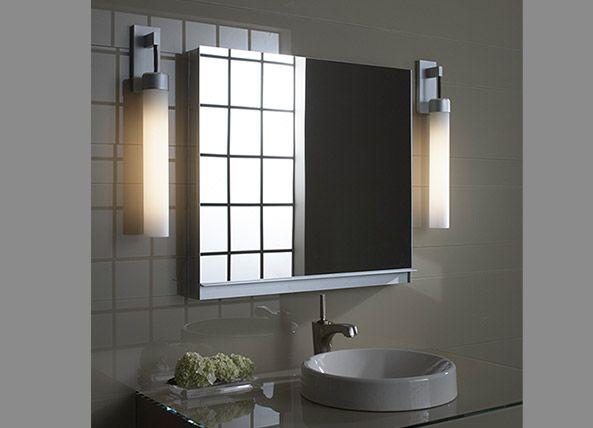 Best Medicine Cabinets Images On Pinterest Master Bathroom - Master bathroom medicine cabinets