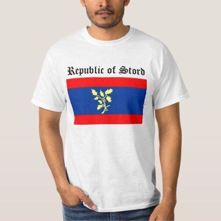 Republic of Stord T-Shirt - tap to personalize and get yours