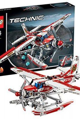 Lego-42040-Technic-Löschflugzeug-0-5 (Auch gebraucht beispielsweise bei Amazon)