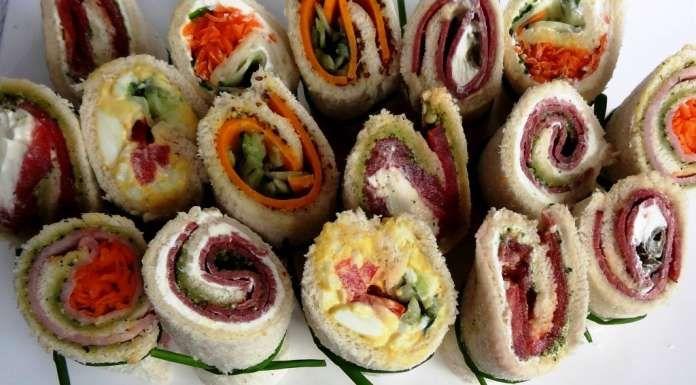 17 Meilleures Id Es Propos De Sandwichs Roul S Sur Pinterest Recettes Base D 39 Avocat