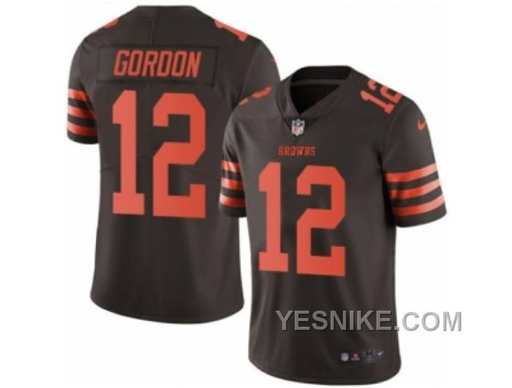 d5865f2aa ... Buy Mens Nike Cleveland Browns Ozzie Newsome Limited Brown Rush NFL  Jersey Best from Reliable Mens Elite Nike Mens Josh Gordon ...