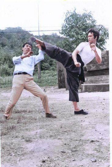 Bruce Lee, The big boss