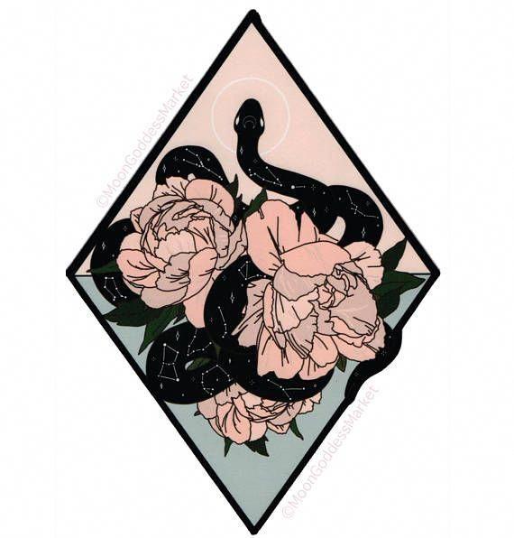 10 Grote Opstrijkbare Patch Door Moon Godin Markt #tattoo