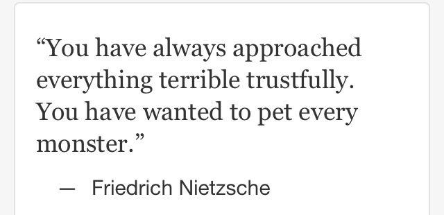 Friedrich Nietzsche #quotes