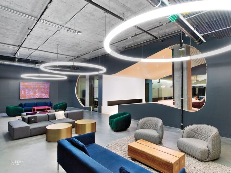 Workplace projects, as conceived by Rapt Studio, typically have story lines. While the San Francisco headquarters of the digital file-sharing ...
