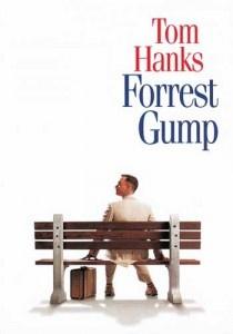 """Forrest Gump, magistralmente interpretato da Tom Hanks è un film del 1994 vincitore del Premio Oscar. Racconta la vicenda di Forrest, un tipo un po' particolare, che ha commosso milioni di spettatori. Una mitica citazione del film è: """"Mamma diceva sempre: la vita è uguale a una scatola di cioccolatini, non sai mai quello che ti capita!"""""""