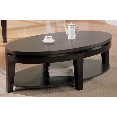 1000 images about coffee tables on pinterest half moon for Contemporary oval coffee tables