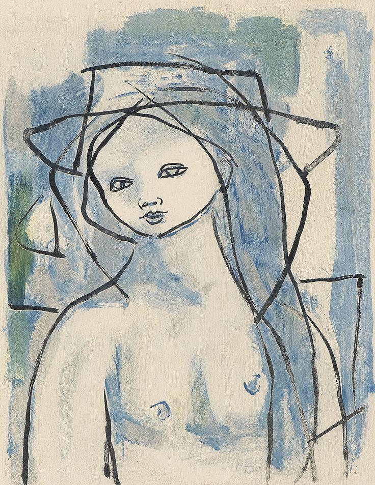Kai Fjell. Kai Breder Fjell (Norwegian pronunciation: [ˈkaɪ ˈfjɛl], March 2, 1907–January 10, 1989) was a Norwegian painter, printmaker and scenographer.