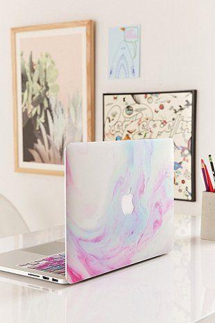 Autocollant Pro Skin en vinyle Unicorn Magic pour Macbook - Urban Outfitters