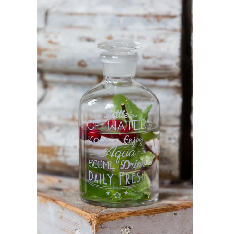Daily Fresh Water Bottle - Autumn 2016 | Rivièra Maison